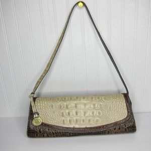 Brahmin Triangular Purse
